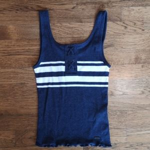 Hollister Must Have Collection Stripped Tank XS…